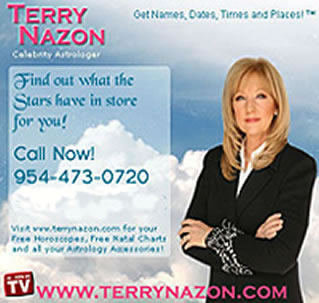 terry nazon taurus daily horoscope