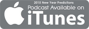 2016 New Year Predictions Podcast Available on iTunes